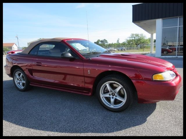 1998 Ford Mustang  - Astro Auto