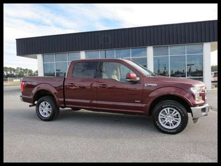 2016 Ford F-150 Lariat 4WD SuperCrew for Sale  - P5446  - Astro Auto
