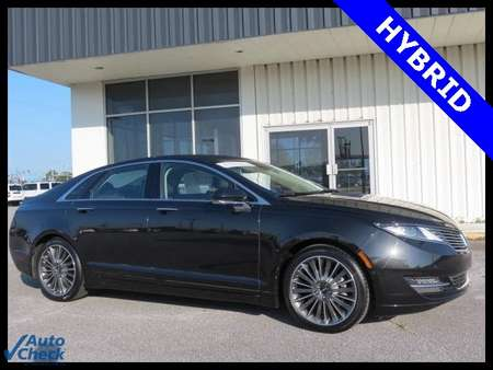 2014 Lincoln MKZ Hybrid for Sale  - P5539  - Astro Auto