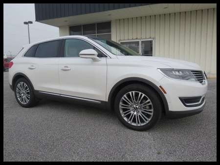 2016 Lincoln MKX Reserve for Sale  - P5545  - Astro Auto