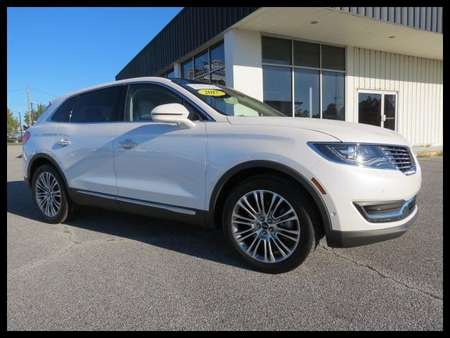 2017 Lincoln MKX Reserve for Sale  - P5546  - Astro Auto