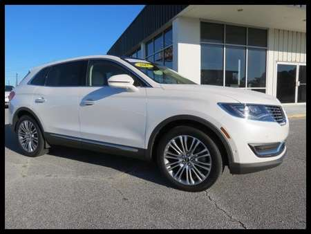 2017 Lincoln MKX Reserve for Sale  - P5547  - Astro Auto