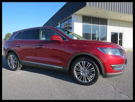 2016 Lincoln MKX Reserve for Sale  - P5549  - Astro Auto
