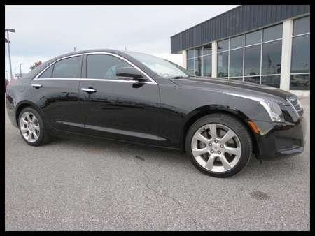 2014 Cadillac ATS 2.5L Luxury for Sale  - MX7180B  - Astro Auto