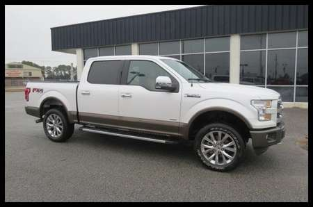 2015 Ford F-150 Lariat 4WD SuperCrew for Sale  - P5584  - Astro Auto