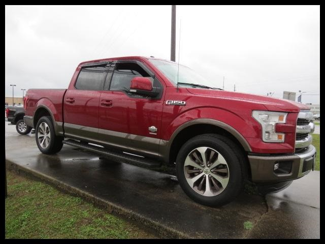 2016 Ford F-150 King