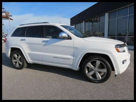 2015 Jeep Grand Cherokee Overland for Sale  - NV8054A  - Astro Auto