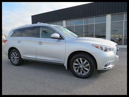 2014 Infiniti QX60 Base AWD for Sale  - P5592A  - Astro Auto