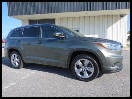2014 Toyota Highlander Limited Platinum V6 for Sale  - P5649  - Astro Auto