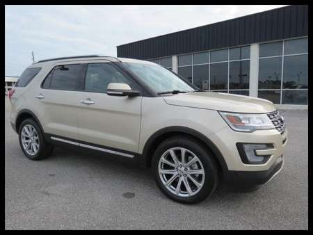 2017 Ford Explorer Limited for Sale  - P5647  - Astro Auto