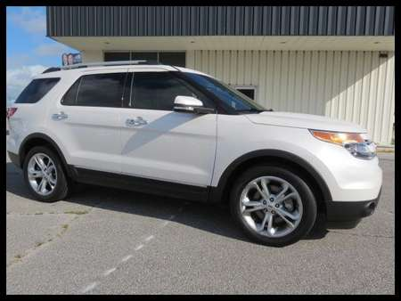 2015 Ford Explorer Limited for Sale  - P5663  - Astro Auto