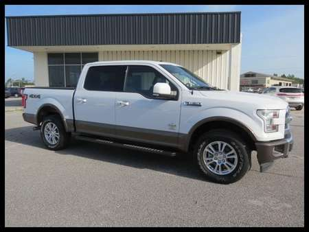 2017 Ford F-150 King Ranch 4WD SuperCrew for Sale  - P5684  - Astro Auto