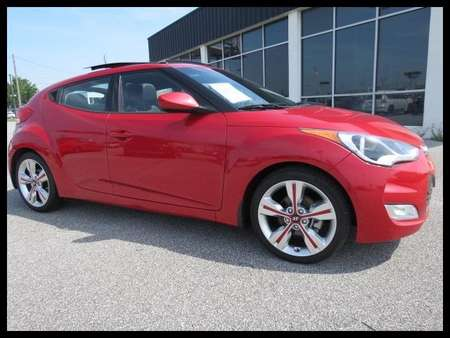 2016 Hyundai Veloster Turbo for Sale  - P5697  - Astro Auto