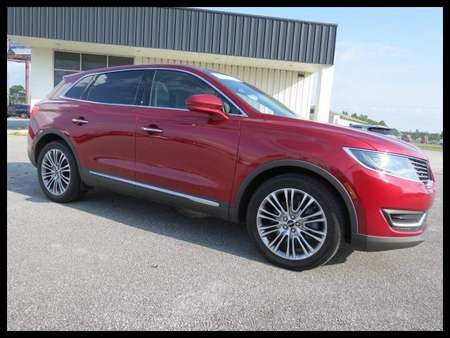 2017 Lincoln MKX Reserve for Sale  - P5689  - Astro Auto