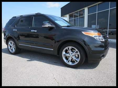2015 Ford Explorer Limited for Sale  - P5694  - Astro Auto
