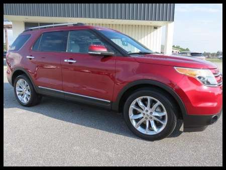 2014 Ford Explorer Limited for Sale  - MC8029A  - Astro Auto