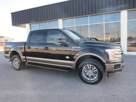 2018 Ford F-150 King Ranch 4WD SuperCrew for Sale  - P5708  - Astro Auto