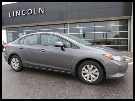2012 Honda Civic LX for Sale  - P5696A  - Astro Auto