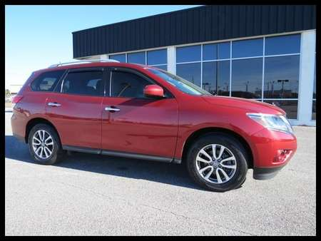 2014 Nissan Pathfinder SV 2WD for Sale  - P5730A  - Astro Auto