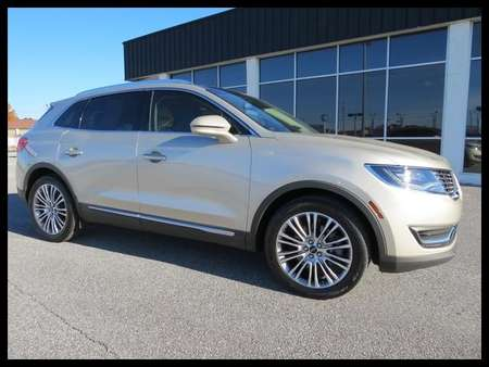 2017 Lincoln MKX Reserve for Sale  - P5752  - Astro Auto