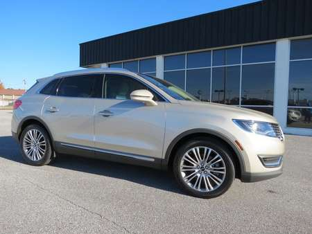 2017 Lincoln MKX Reserve for Sale  - P5754  - Astro Auto
