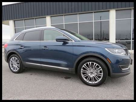 2017 Lincoln MKX Reserve for Sale  - N9065A  - Astro Auto