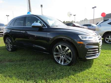 2018 Audi SQ5 3.0T Premium Plus for Sale  - BC9084A2  - Astro Auto