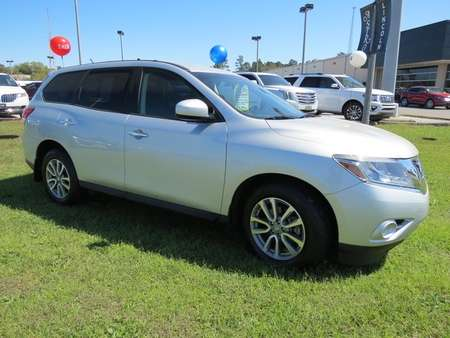 2015 Nissan Pathfinder S for Sale  - P5755A  - Astro Auto