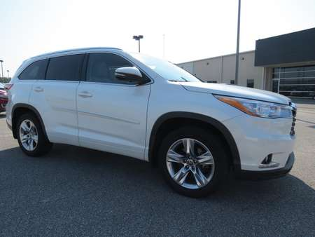2016 Toyota Highlander Limited Platinum V6 AWD for Sale  - P5859  - Astro Auto