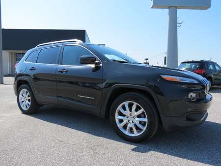 2016 Jeep Cherokee Limited 4WD for Sale  - P5844  - Astro Auto