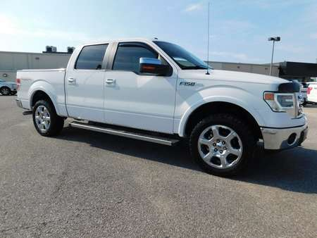2013 Ford F-150 Lariat 4WD SuperCrew for Sale  - P5708A  - Astro Auto