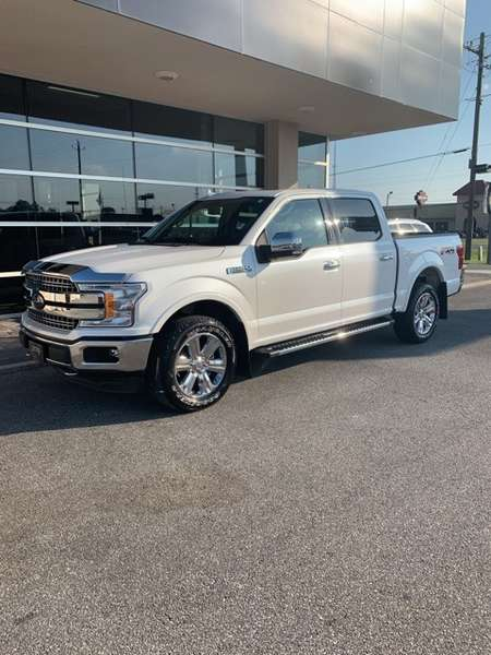 2018 Ford F-150 Lariat 4WD SuperCrew for Sale  - P5896  - Astro Auto