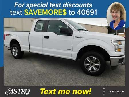 2016 Ford F-150 XL 4WD SuperCab for Sale  - P5901A  - Astro Auto