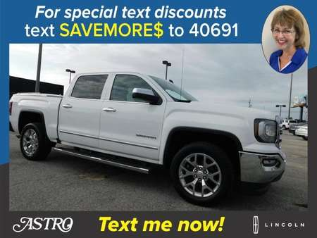 2017 GMC Sierra 1500 SLT 2WD Crew Cab for Sale  - P5833A  - Astro Auto