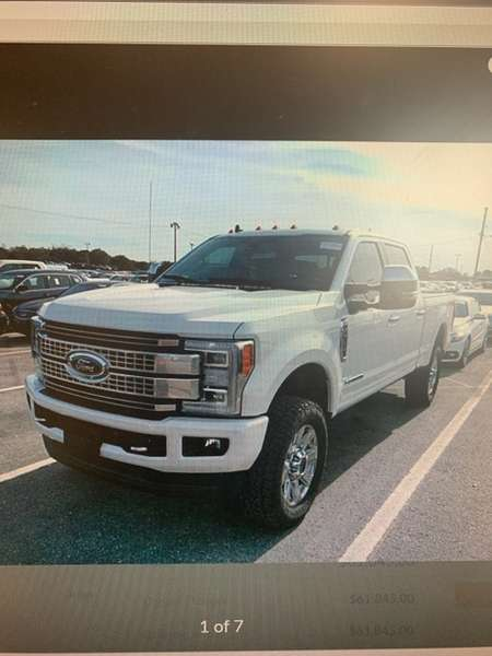 2019 Ford F-250 Platinum 4WD Crew Cab for Sale  - P5950  - Astro Auto