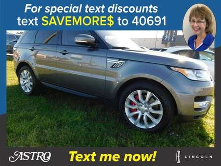 2016 Land Rover Range Rover 5.0L V8 Supercharged Dynamic 4WD for Sale  - BV0078A  - Astro Auto