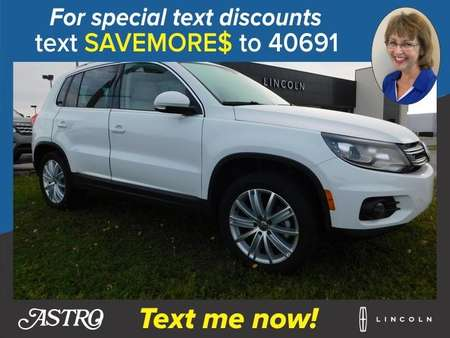 2016 Volkswagen Tiguan SE for Sale  - MC9142A2  - Astro Auto