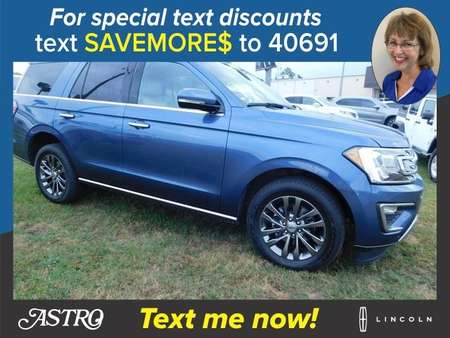 2019 Ford Expedition Limited for Sale  - P5964  - Astro Auto