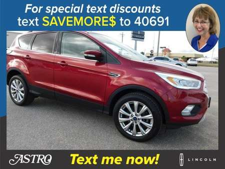 2017 Ford Escape Titanium 4WD for Sale  - P5963  - Astro Auto