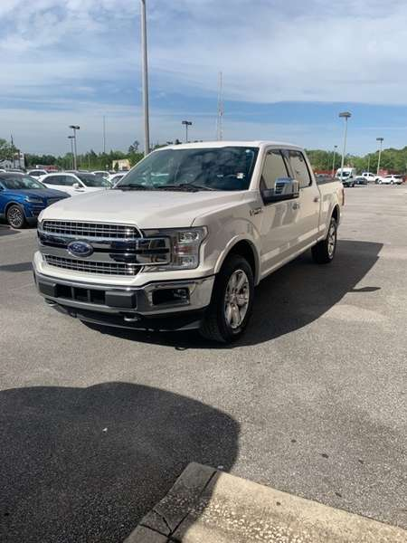 2019 Ford F-150 Lariat 4WD SuperCrew for Sale  - P5972  - Astro Auto
