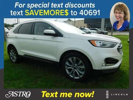 2019 Ford Edge Titanium for Sale  - P6004  - Astro Auto