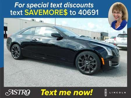 2017 Cadillac ATS COUPE 2.0L Turbo Luxury for Sale  - LC0096A  - Astro Auto