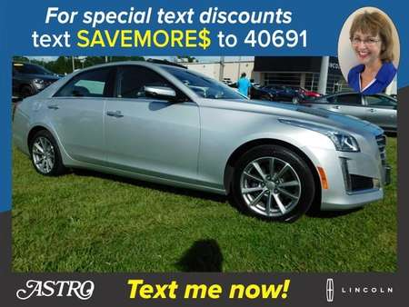 2019 Cadillac CTS 3.6L Luxury for Sale  - P5974A  - Astro Auto