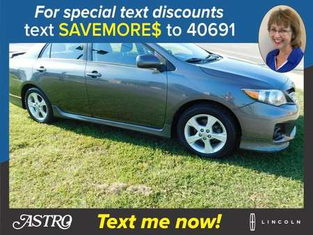 2012 Toyota Corolla  for Sale  - A0086C  - Astro Auto
