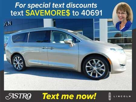2017 Chrysler Pacifica Limited for Sale  - P6035A  - Astro Auto