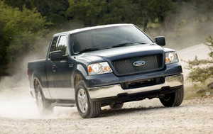 2007 Ford F-150 2WD SuperCrew  for Sale  - P5969A  - Astro Auto