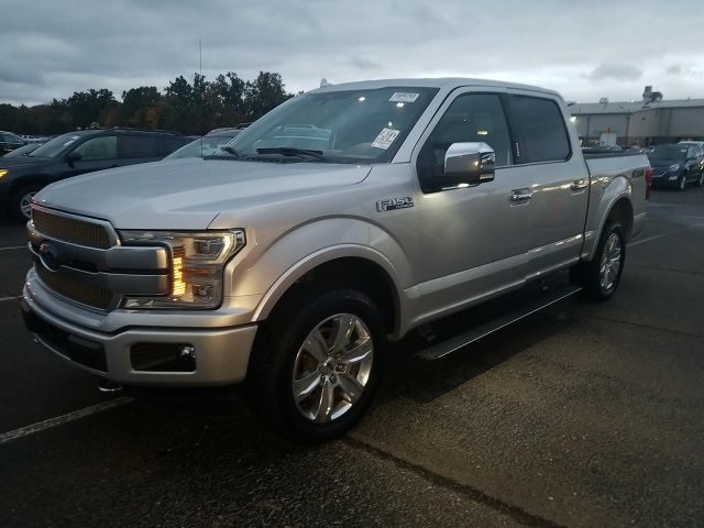 2018 Ford F-150 Platinum 4WD SuperCrew  - P5748  - Astro Auto