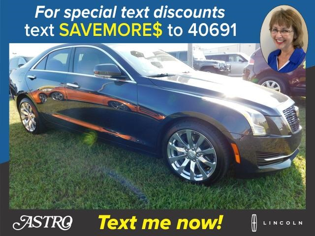 2017 Cadillac ATS 2.0L Turbo Luxury  - P5903  - Astro Auto