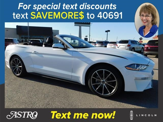 2019 Ford Mustang EcoBoost  - P5968  - Astro Auto